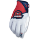 Red/White/Blue SX1 Gloves