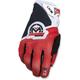 Red/Black SX1 Gloves