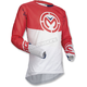 Red/White Sahara Jersey