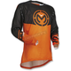 Black/Orange Sahara Jersey