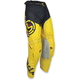 Yellow/Black Sahara Pants