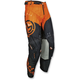 Black/Orange Sahara Pants