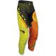 Youth Orange/Hi-Viz Qualifier Pants
