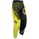 Youth Black/Hi-Viz Qualifier Pants