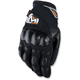 Black/Orange XCR Gloves