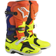 Orange/Blue/Yellow Tech 10 Boots