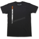 Black Race Day Tee Shirt