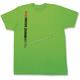 Green Race Day Tee Shirt
