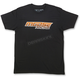 Black Corporate T-Shirt