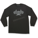 Black Podium Long-Sleeve T-Shirt