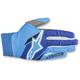 Blue/Aqua Aviator Gloves