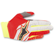 Red/White/Yellow Aviator Gloves