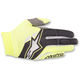 Yellow/Black Aviator Gloves