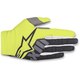 Fluo. Yellow/Black Dune-2 Gloves