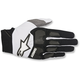 Black/White Racefend Gloves