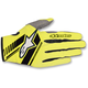 Fluo.Yellow/Black Neo Moto Gloves