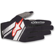 Black/White Neo Moto Gloves