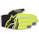 Youth Black/Fluo. Yellow Radar Flight Gloves