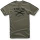 Military Green Ratchet T-Shirt