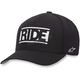 Black Ride Hat