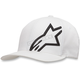 White/Black Corp Shift 2 Hat