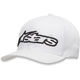 White/Black Blaze Flexfit Hat