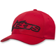 Red/Black Blaze Flexfit Hat