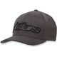 Gray/Black Blaze Flexfit Hat