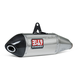 Stainless Steel RS-4 Race Series Slip-On Exhaust - 123402D520