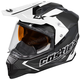 Black Mode Dual-Sport SV Team Snow Helmet