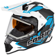 Process Blue Mode Dual-Sport SV Team Snow Helmet w/Electric Shield