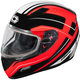 Red Mugello Maker Snow Helmet