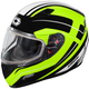 Hi-Vis Mugello Maker Snow Helmet
