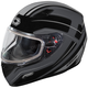 Black Mugello Maker  Snow Helmet
