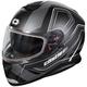 Matte Black Thunder 3 SV Trace Snow Helmet