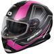 Matte Pink Thunder 3 SV Trace Snow Helmet