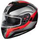 Red Atom SV Tarmac Modular Snow Helmet