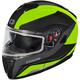 Matte Hi-Vis Atom SV Tarmac Modular Snow Helmet