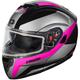 Pink Atom SV Tarmac Modular Snow Helmet