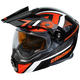 Black/Red EXO-CX950 Slash Snow Helmet