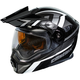 Black/Gray EXO-CX950 Slash Snow Helmet