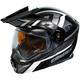 Black/Gray EXO-CX950 Slash Snow Helmet