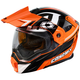 Flo Orange/Black EXO-CX950 Slash Snow Helmet