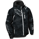 Alpha Black/White Stance Jacket