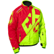 Red/Hi-Vis Vapor Jacket