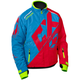 Process Blue/Red/Hi-Vis Vapor Jacket