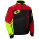 Red/Black/Hi-Vis Strike Jacket