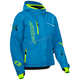 Women's Process Blue/Hi-Vis Powder Jacket