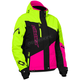 Women's Pink Glo/Hi-Vis Powder Jacket