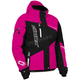 Women's Process Magenta/Black Powder Jacket